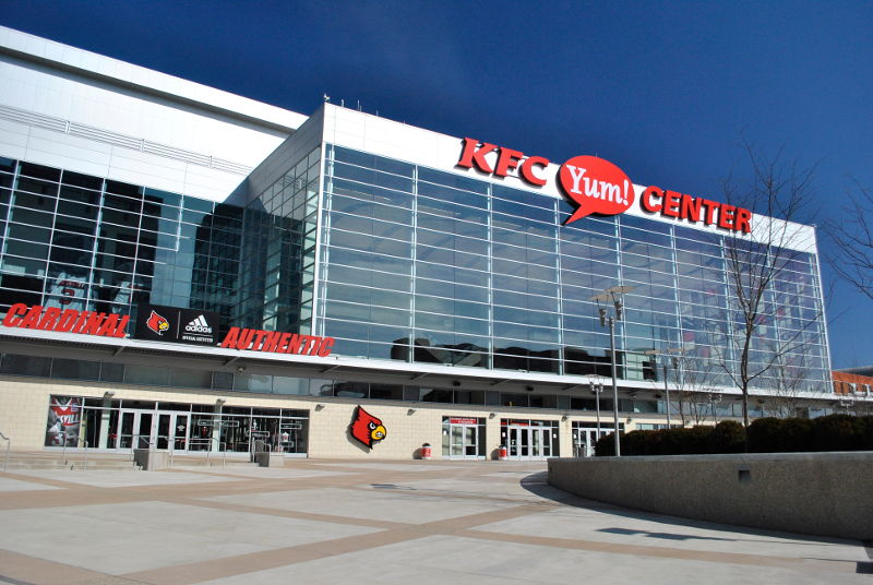 90 mm LED Frame KFC Yum Center