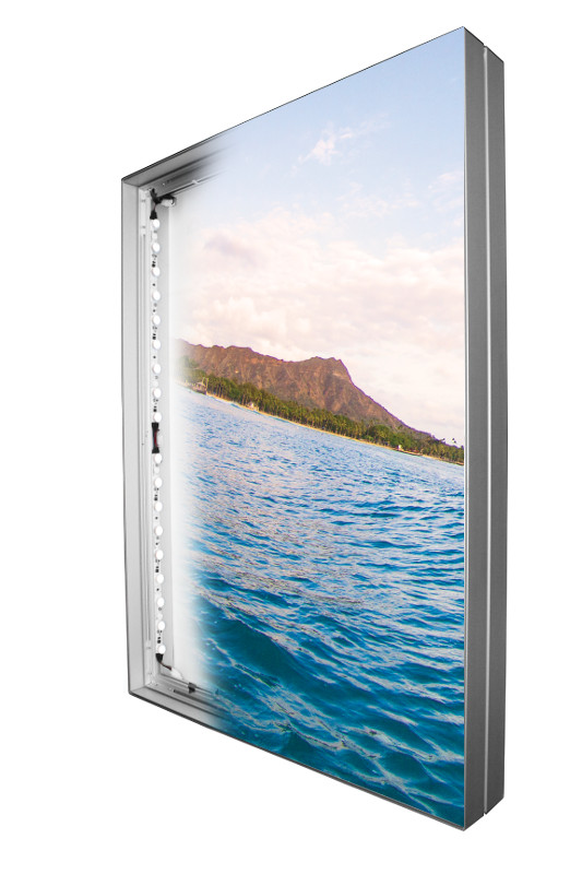 QuikSilver 90 mm LED Frame