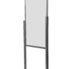 Adjustable floor stand
